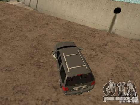 Lincoln Navigator 2004 для GTA San Andreas вид справа