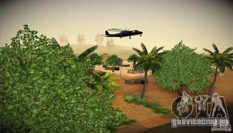 New ENB by Russkiy Sergant V1.0 для GTA San Andreas третий скриншот