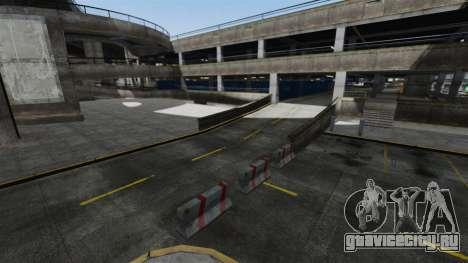 Дрифт-трек у аэропорта для GTA 4 третий скриншот