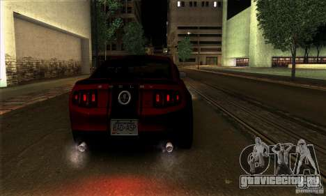 Real HQ Roads для GTA San Andreas десятый скриншот