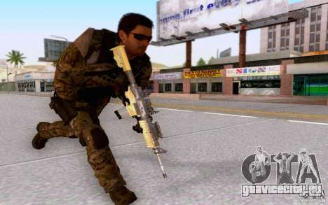 Дэвид Мэйсон для GTA San Andreas шестой скриншот