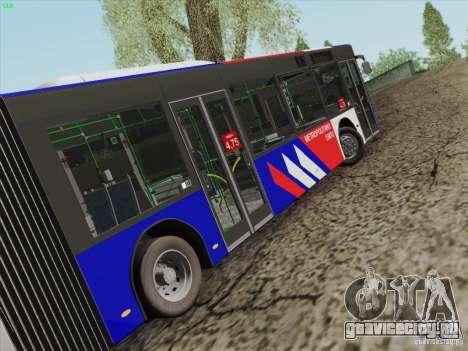 Design X3 для GTA San Andreas вид слева