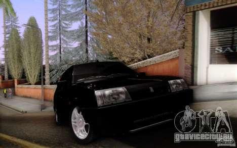 ENBSeries By Eralhan для GTA San Andreas седьмой скриншот
