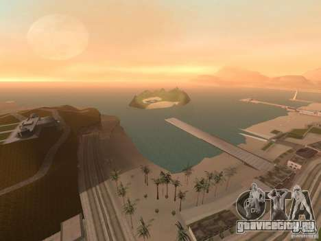 Volcano для GTA San Andreas четвёртый скриншот