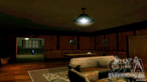 Новые текстуры для дома CJ для GTA San Andreas третий скриншот