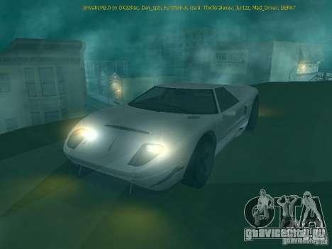 Bullet из GTA TBoGT IVF для GTA San Andreas вид слева
