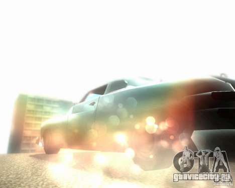 ENBseries для средних и мощных ПК для GTA San Andreas второй скриншот