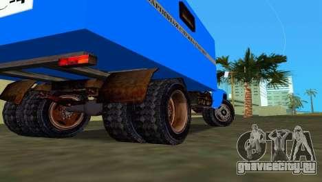 ЗиЛ 130 для GTA Vice City вид сзади слева