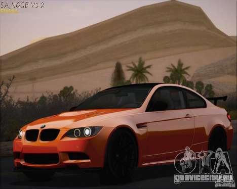 SA_NGGE ENBSeries v1.2 Final для GTA San Andreas