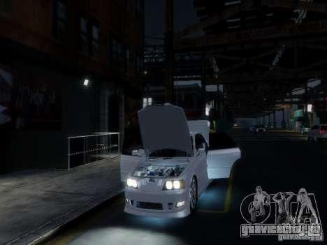 Toyota Chaser 100 TourerV для GTA 4 колёса