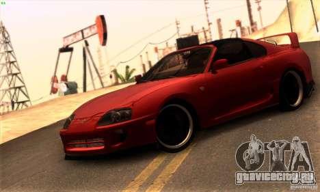 Toyota Supra Targa для GTA San Andreas