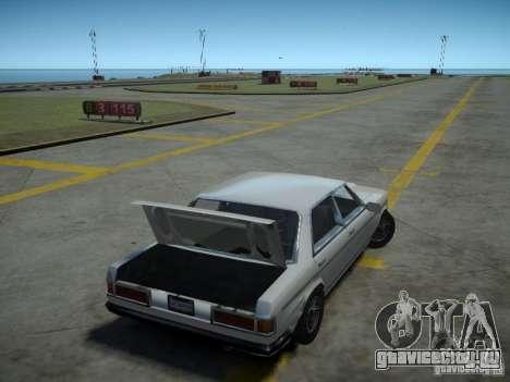 Admiral SA для GTA 4 вид сзади