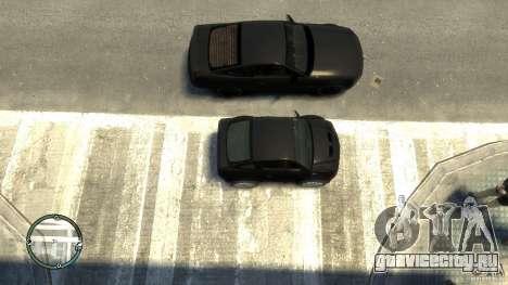 Ford Mustang Mini GT Beta для GTA 4 вид справа