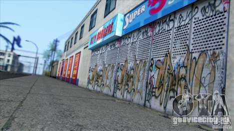 SA Beautiful Realistic Graphics 1.6 для GTA San Andreas шестой скриншот