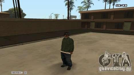 Skin Pack Groove Street для GTA San Andreas четвёртый скриншот