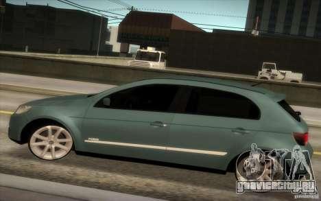 Volkswagen Golf G5 для GTA San Andreas вид слева