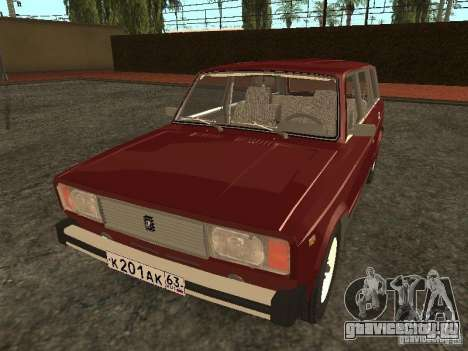 ВАЗ 2104 v.2 для GTA San Andreas