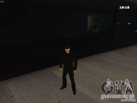 Новые анимации для GTA San Andreas второй скриншот