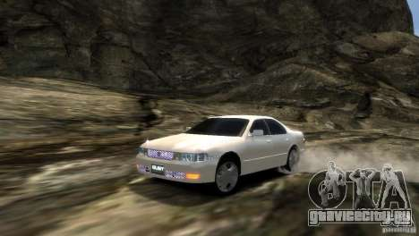 Toyota Chaser x90 для GTA 4 вид сзади