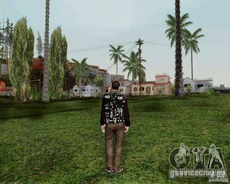 Roman для GTA San Andreas третий скриншот