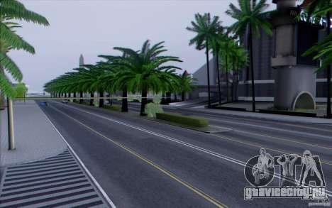 HD Дороги V3.0 для GTA San Andreas шестой скриншот