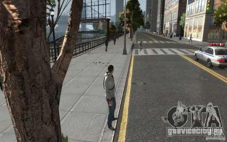 Дезмонд Майлз из AC3 для GTA 4 третий скриншот