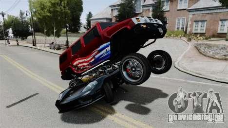 Monster Patriot для GTA 4 четвёртый скриншот