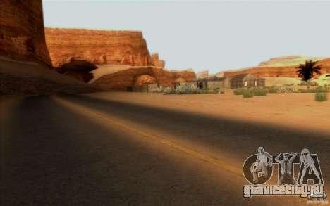 RoSA Project v1.0 для GTA San Andreas четвёртый скриншот