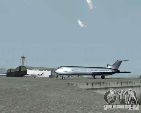 Real New San Francisco v1 для GTA San Andreas второй скриншот