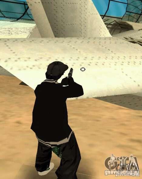 С-HUD для GTA San Andreas четвёртый скриншот