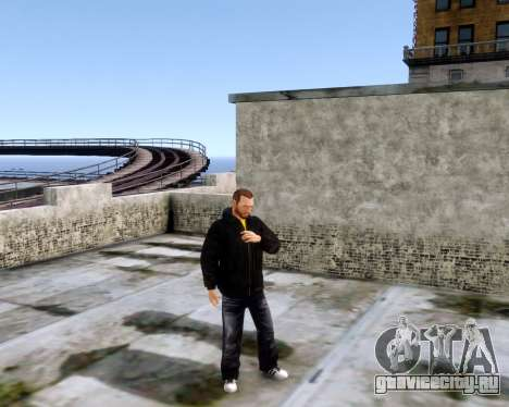 Куртка Jacket для GTA 4 второй скриншот