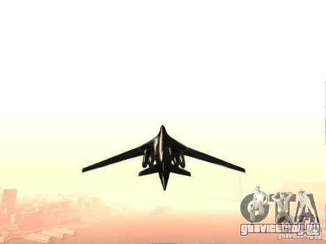 Ту 160 Black Jack для GTA San Andreas