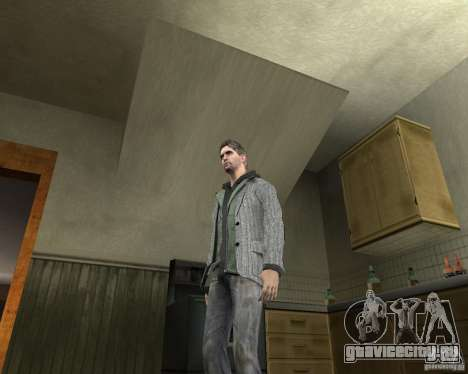 Аlan Wake для GTA San Andreas второй скриншот