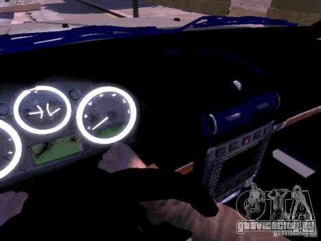 Range Rover DUB 2.0 для GTA 4 вид справа