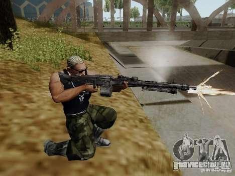 Пулемет MG-42 для GTA San Andreas второй скриншот