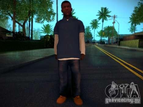 Франклин для GTA San Andreas