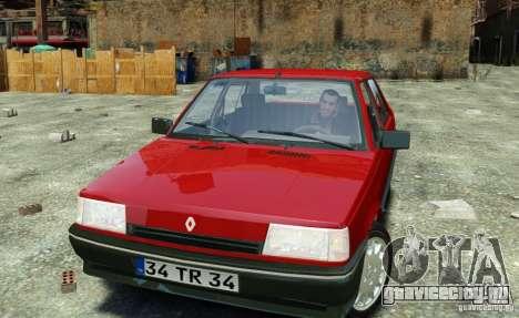 Renault 9 Broadway для GTA 4 вид слева