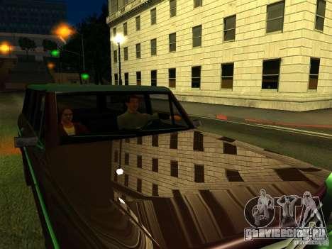 ENBSeries by gta19991999 для GTA San Andreas