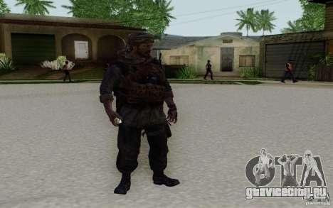 Фрэнк Вудс для GTA San Andreas
