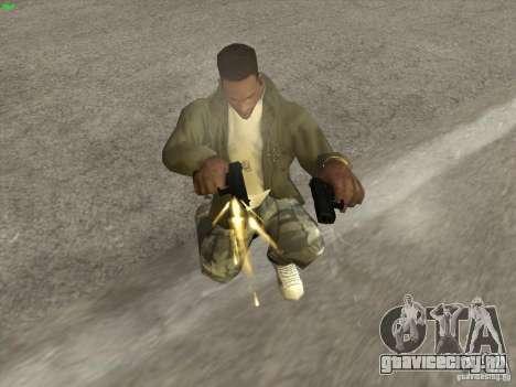 Пистолет G18 для GTA San Andreas второй скриншот