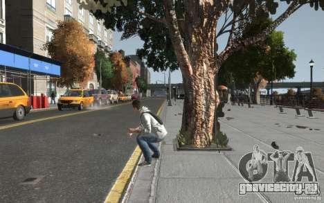 Дезмонд Майлз из AC3 для GTA 4 пятый скриншот