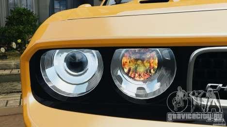 Dodge Challenger SRT8 392 2012 [EPM] для GTA 4 колёса