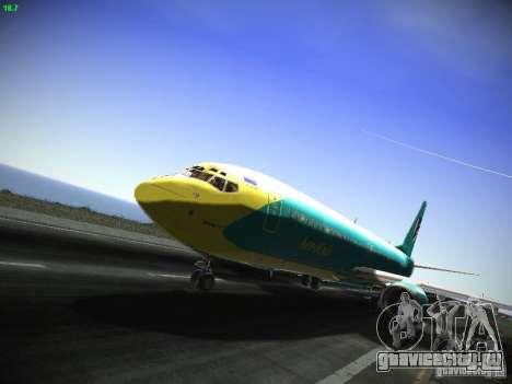 Boeing 737-84R AeroSvit Ukrainian Airlines для GTA San Andreas