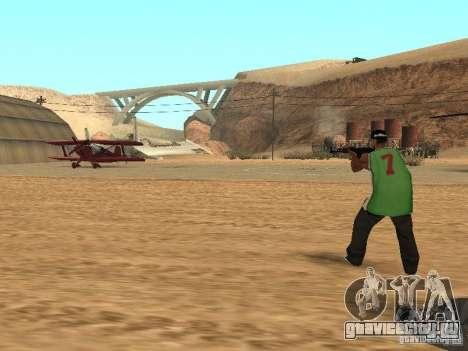 Интелектуальные союзники для GTA San Andreas третий скриншот