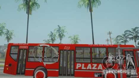 Deutz TATSA Puma D12 36 Grupo Plaza для GTA San Andreas вид справа