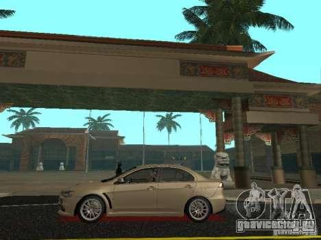 New Chinatown для GTA San Andreas шестой скриншот