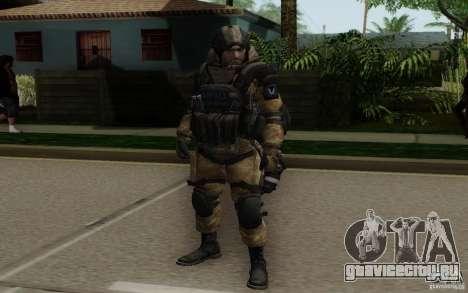 Медик из Warface для GTA San Andreas