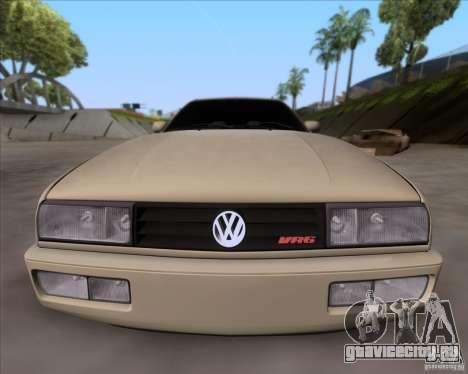Volkswagen Corrado VR6 1995 для GTA San Andreas вид изнутри