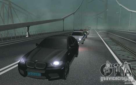 Президентский кортеж v.1.2 для GTA San Andreas второй скриншот