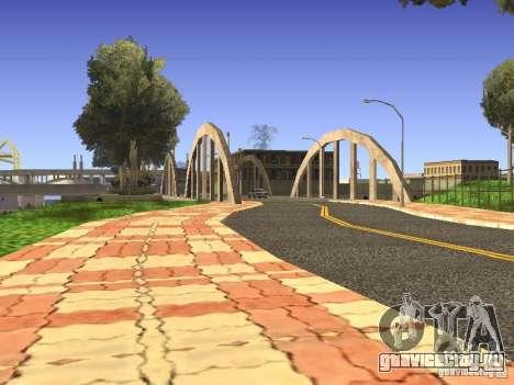 New Los Santos для GTA San Andreas пятый скриншот